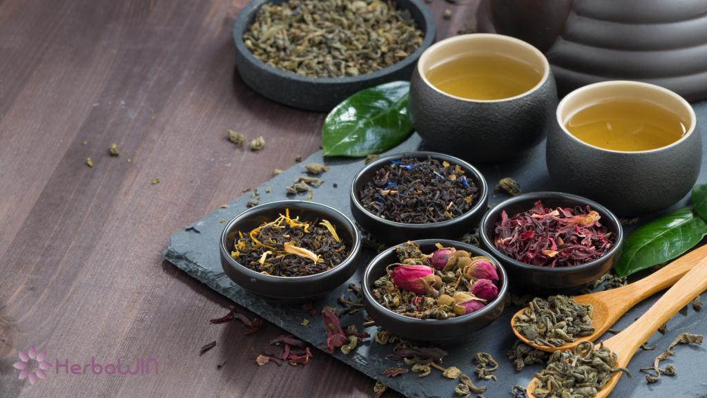 Herbawin teák
