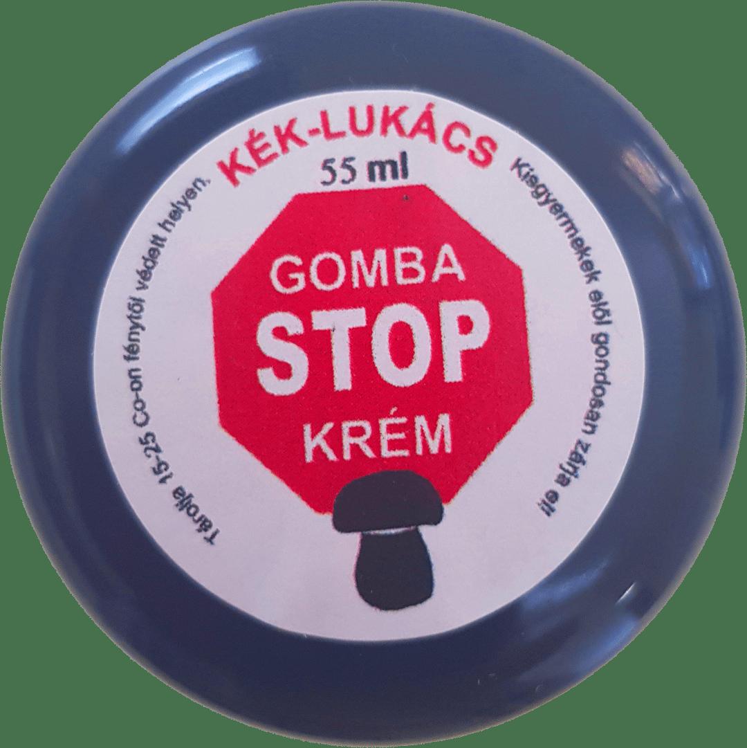 Gomba Stop Krém, 55 ML, Kék Lukács - HerbaWIN Áruház